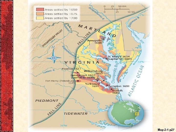 Map 2 -1 p 27