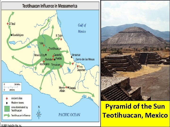 Pyramid of the Sun Teotihuacan, Mexico