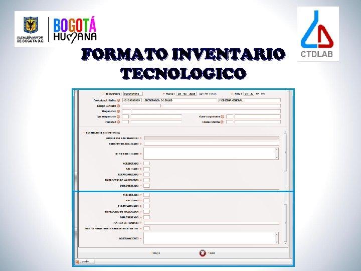 FORMATO INVENTARIO TECNOLOGICO