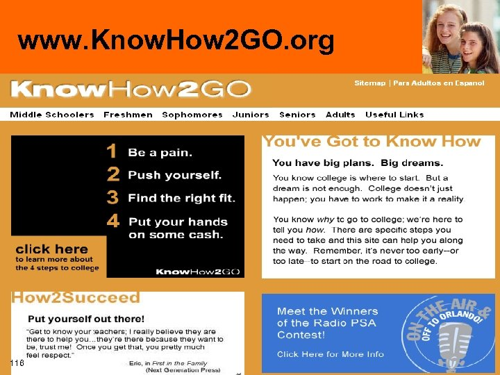 www. Know. How 2 GO. org 116