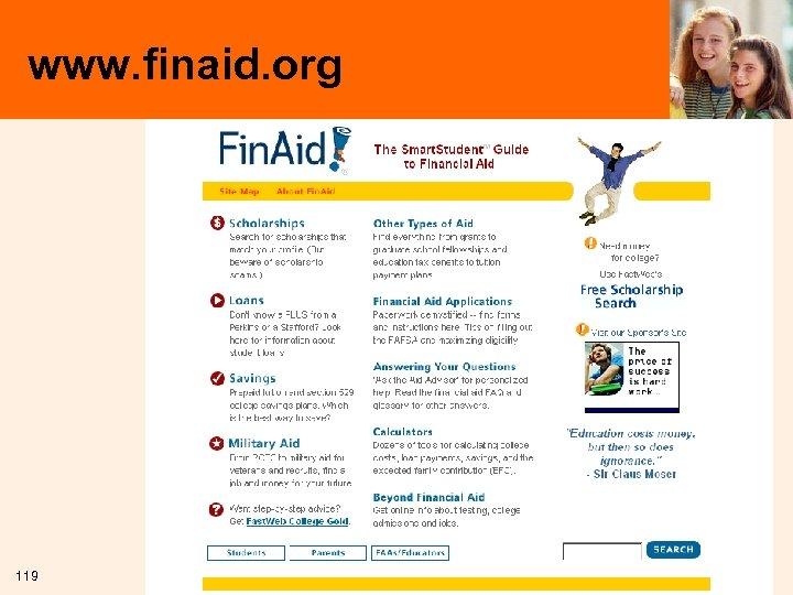 www. finaid. org 119
