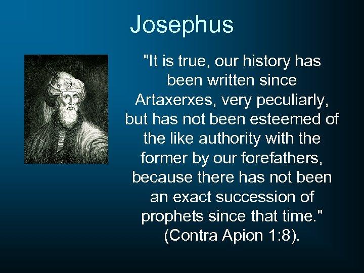 Josephus