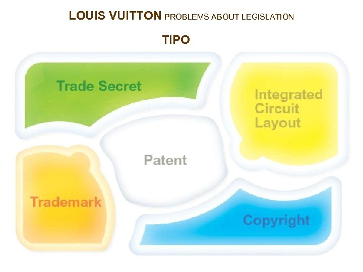 LOUIS VUITTON PROBLEMS ABOUT LEGISLATION TIPO