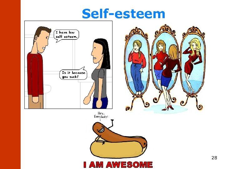 Self-esteem 28