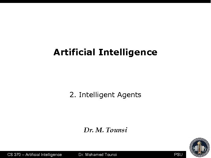 an introduction to the importance of artificial intelligence Artificial intelligence will define the next generation of software solutions this computer science course provides an overview of ai, and explains how it can be used to build smart apps that help organizations be more efficient and enrich people's lives it uses a mix of engaging lectures and.