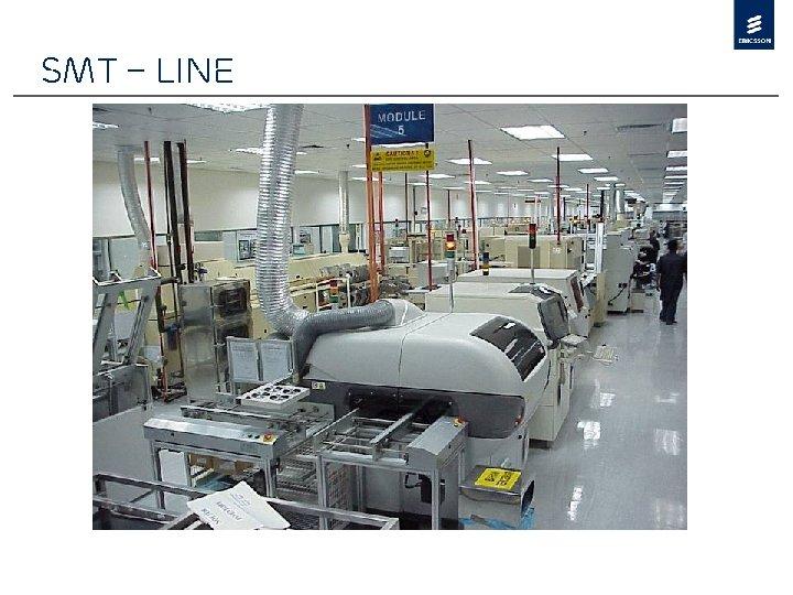 SMT – Line