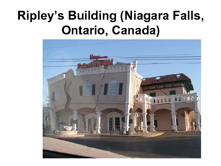 Ripley's Building (Niagara Falls, Ontario, Canada)