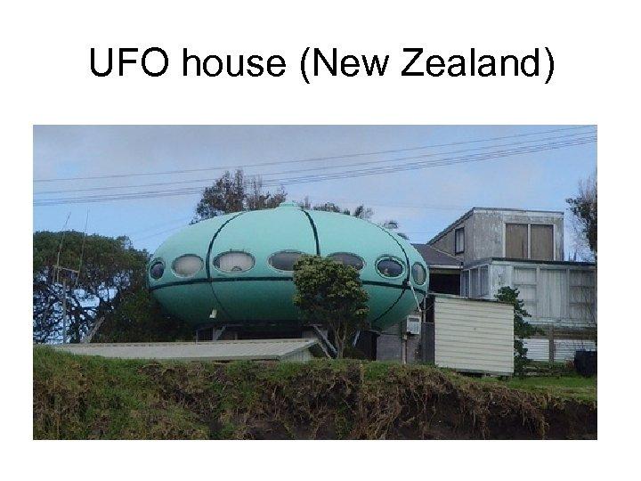 UFO house (New Zealand)