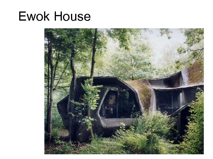Ewok House