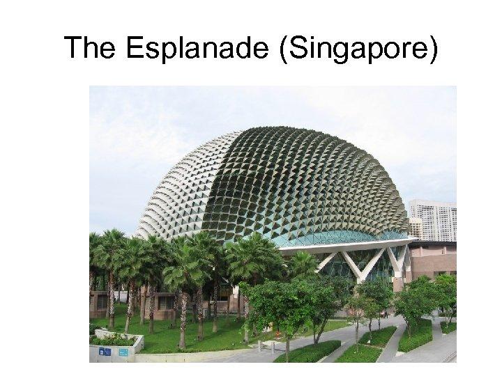 The Esplanade (Singapore)