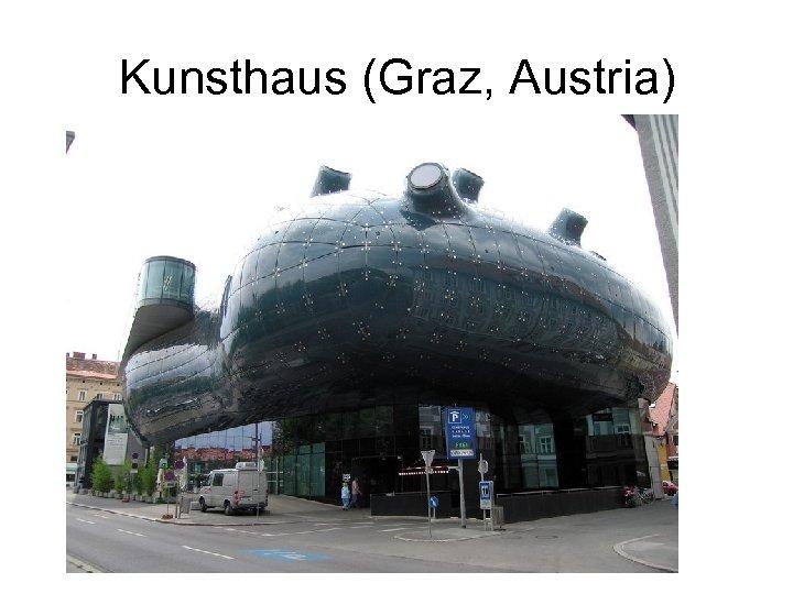 Kunsthaus (Graz, Austria)