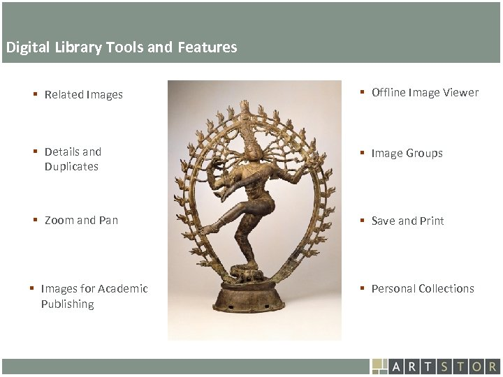Art. STOR Digital Library Tools and Features § Related Images § Offline Image Viewer