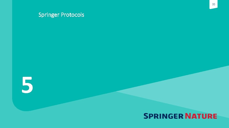 20 Springer Protocols 5