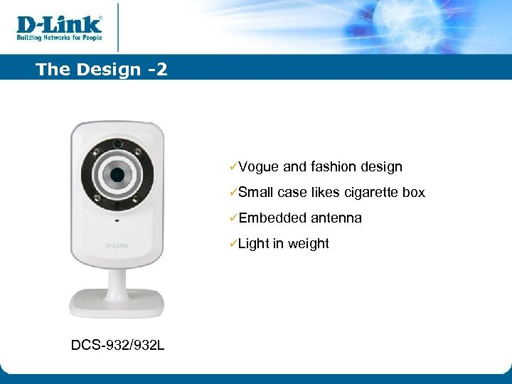 The Design -2 üVogue üSmall and fashion design case likes cigarette box üEmbedded üLight