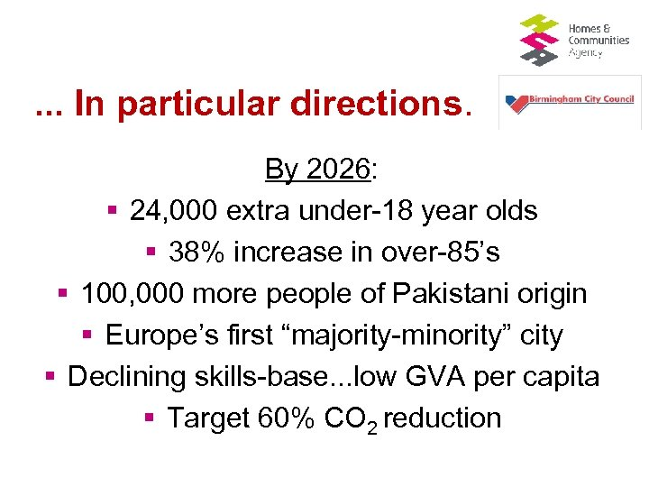 . . . In particular directions. By 2026: § 24, 000 extra under-18 year