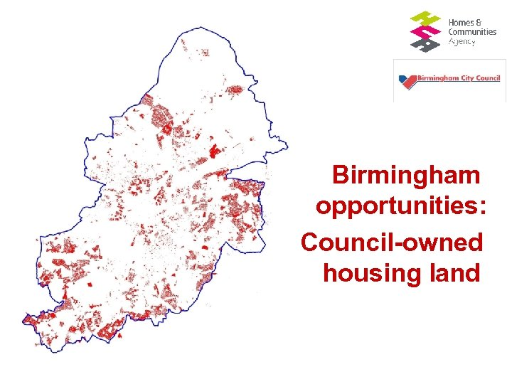 Birmingham opportunities: Council-owned housing land