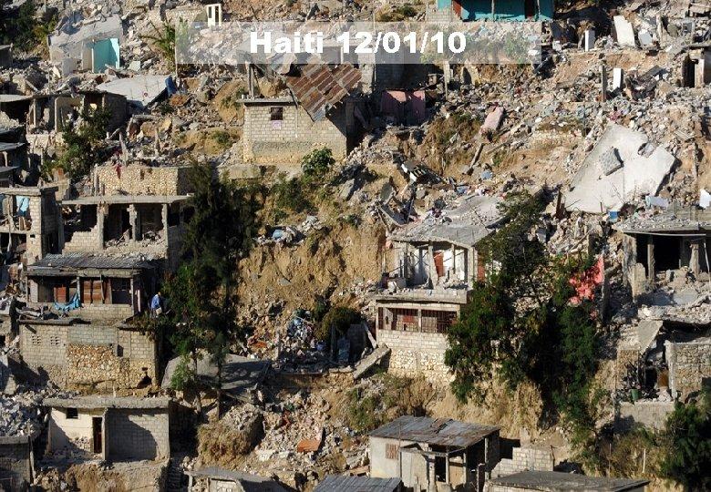 Haiti 12/01/10