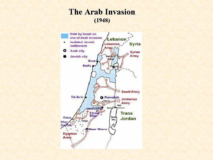 The Arab Invasion (1948)