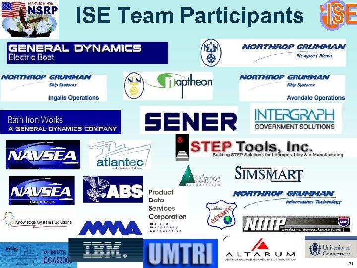ISE Team Participants 31