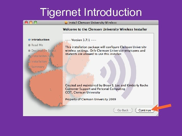 Tigernet Introduction