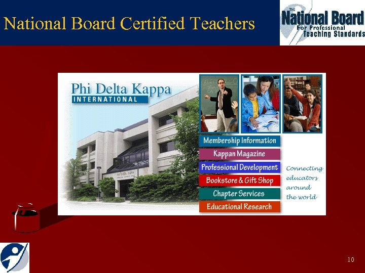 National Board Certified Teachers 10