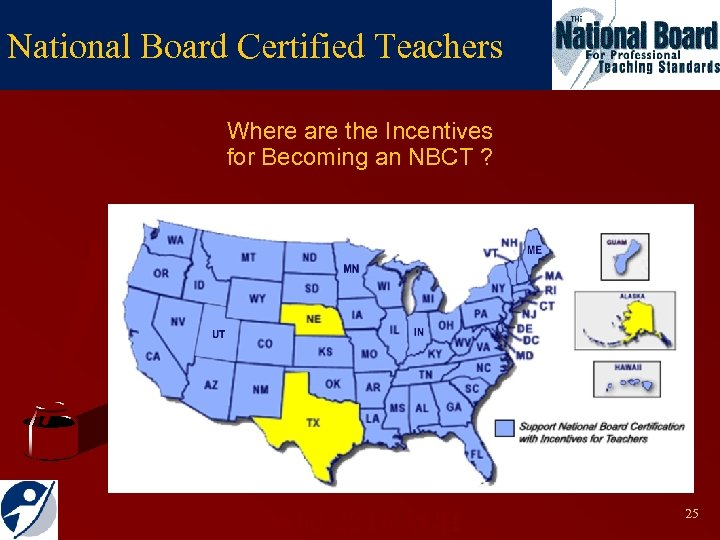 National Board Certified Teachers Where are the Incentives for Becoming an NBCT ? 1