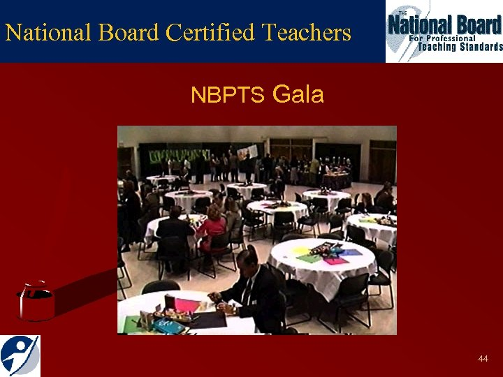 National Board Certified Teachers NBPTS Gala 44
