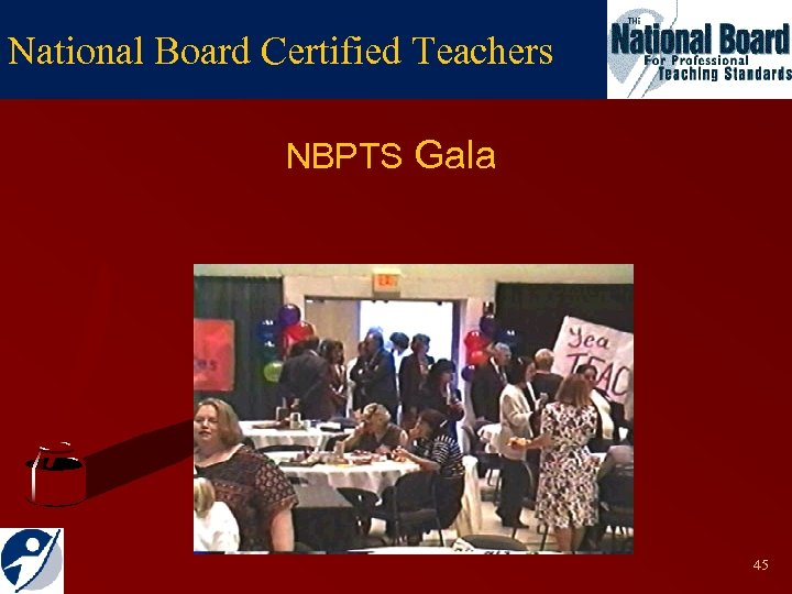 National Board Certified Teachers NBPTS Gala 45