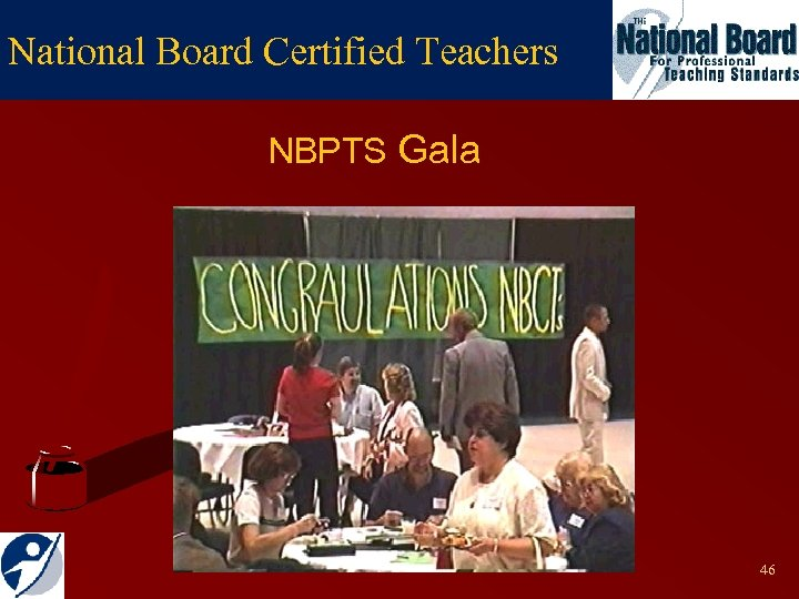 National Board Certified Teachers NBPTS Gala 46