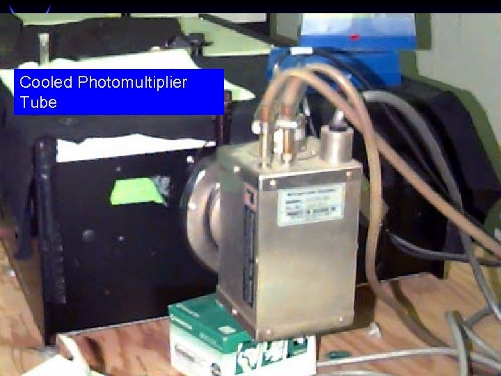 Cooled Photomultiplier Tube