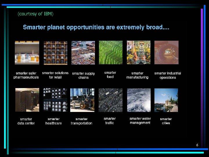 (courtesy of IBM) 6