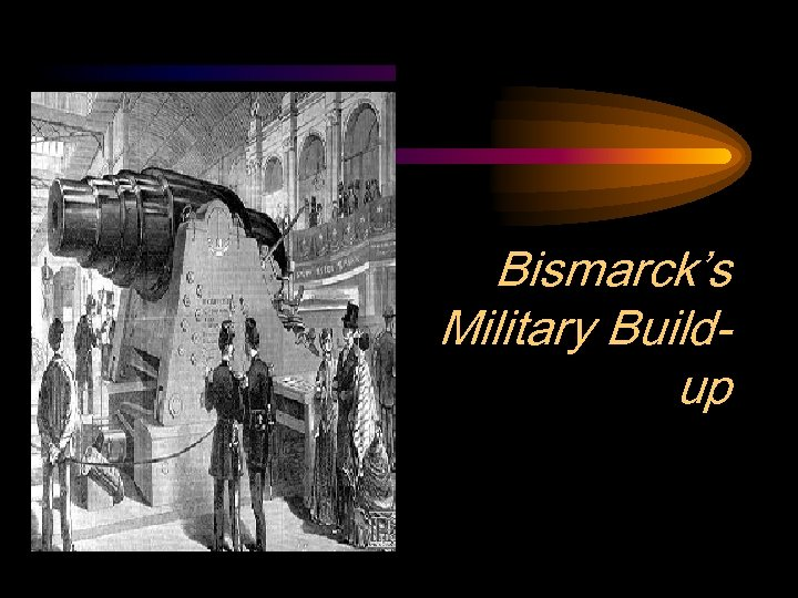 Bismarck's Military Buildup