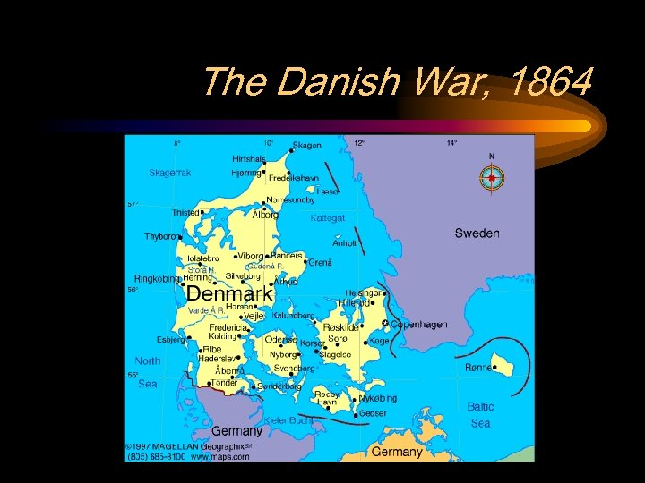 The Danish War, 1864