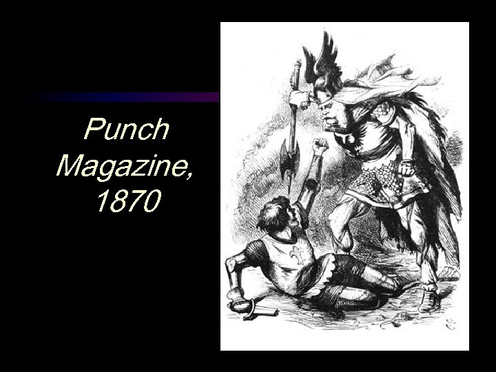 Punch Magazine, 1870