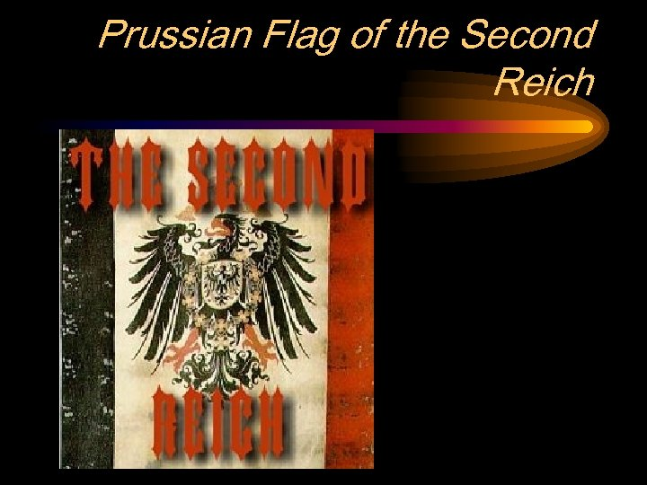Prussian Flag of the Second Reich