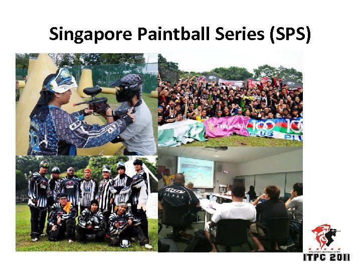 Singapore Paintball Series (SPS)