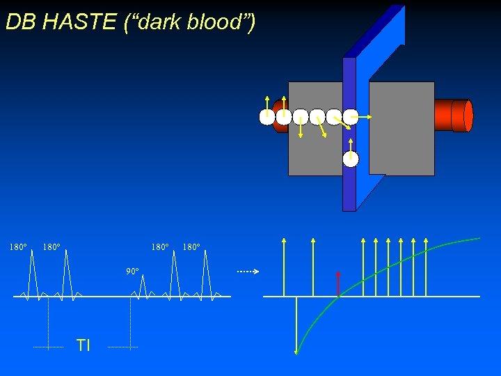 """DB HASTE (""""dark blood"""") 180º 90º TI 180º"""
