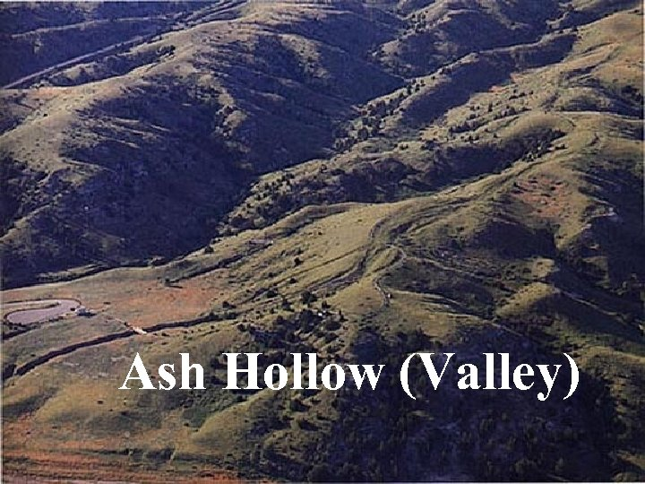 Ash Hollow (Valley)
