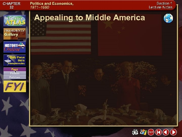 Appealing to Middle America