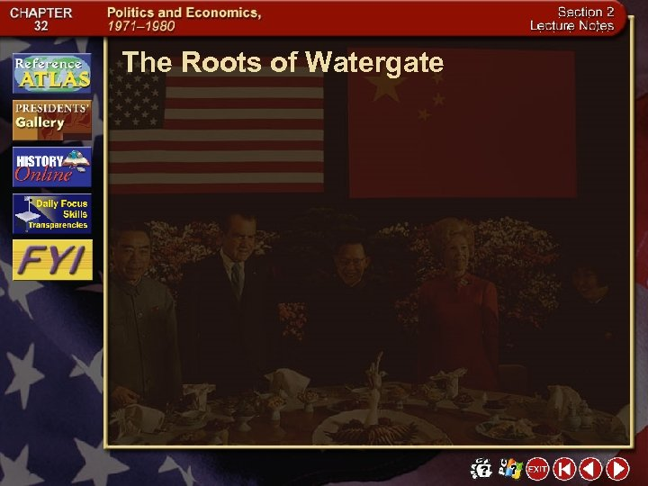 The Roots of Watergate