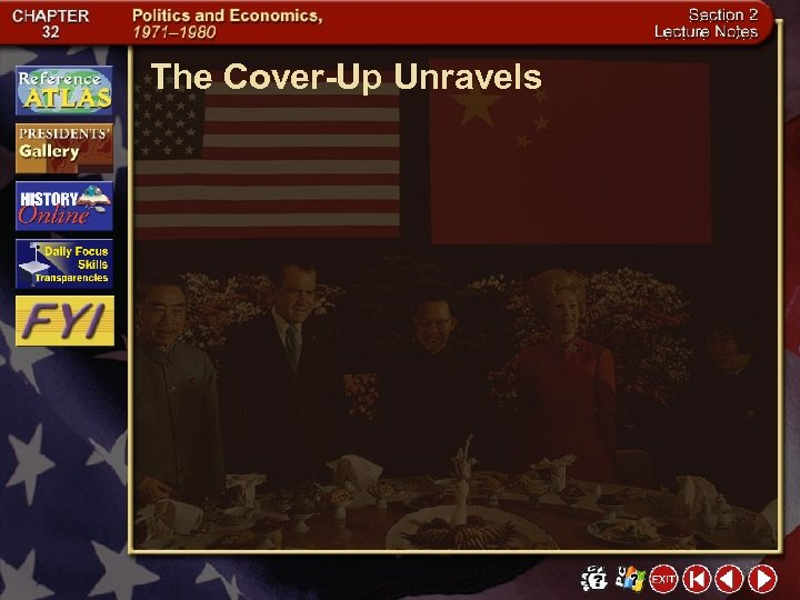 The Cover-Up Unravels