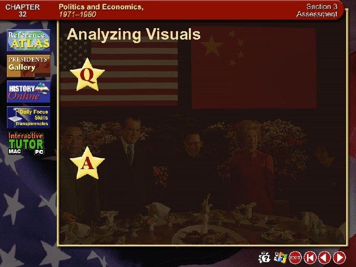 Analyzing Visuals