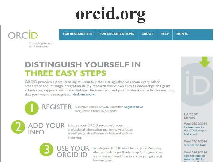 orcid. org