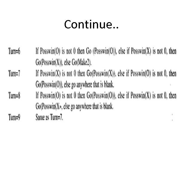Continue. .