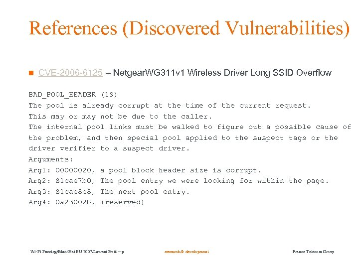 Download and install netgear netgear wn311t wireless pci adapter.