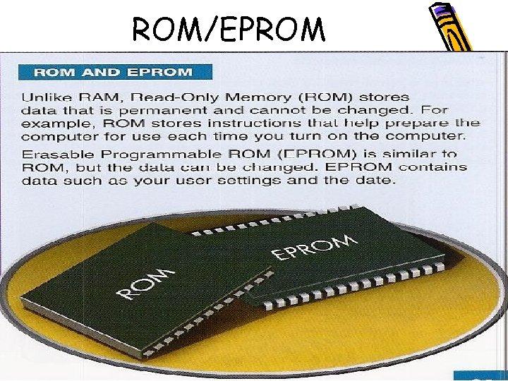 ROM/EPROM