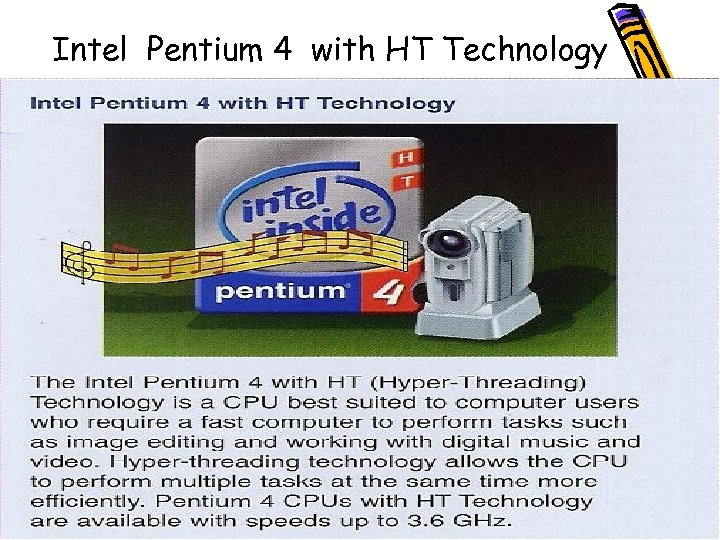 Intel Pentium 4 with HT Technology