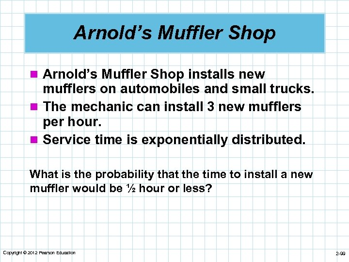 Arnold's Muffler Shop n Arnold's Muffler Shop installs new mufflers on automobiles and small