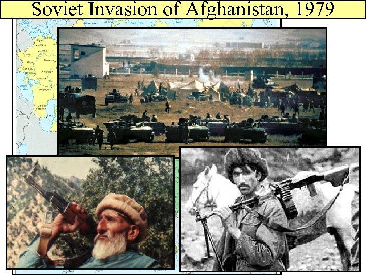 Soviet Invasion of Afghanistan, 1979