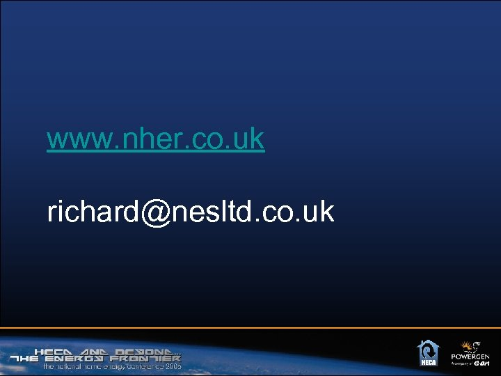www. nher. co. uk richard@nesltd. co. uk